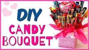candy bouquet diy gift ideas
