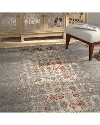 Special Prices on Hackman Oriental Gray/Ivory Area Rug Bungalow Rose Rug  Size: Rectangle 3' x 5'