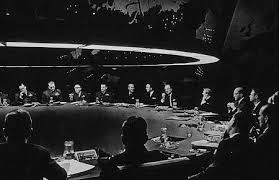You Can T Fight In Here This Is The War Room Space Enthusiast Formerly Cynic
