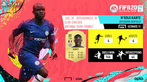 Goal Ultimate 11 powered by FIFA 20 | Kante is the best defensive ...