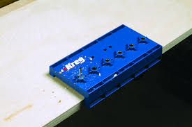Kreg Tools Shelf Pin Jig With 5mm Bit