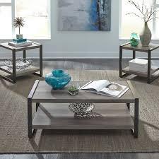 ladwig 3 piece coffee table set