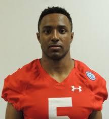 Aaron Sanders - 2016-17 - Football - Virginia Military Institute