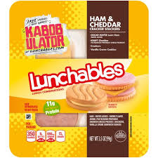 cheddar er stackers lunch