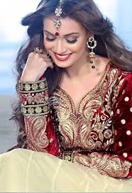 diya mirza hot bollywood style salwar