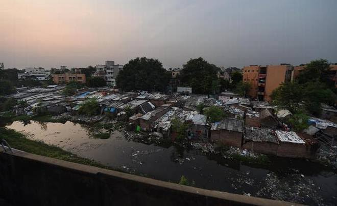 Image result for Chennai's displacement dilemma: Will 2 lakh residents be resettled?""