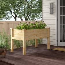 Raised Garden Beds Elevated Planters You Ll Love In 2020 Wayfair