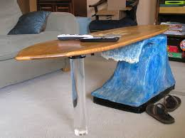 beach themed coffee table take the