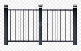 Free Png Download Fence Transparent Clipart Png Photo Metal Fence Transparent Png 4450113 Pinclipart
