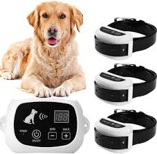 Amazon Com Wireless Dog Fence Electric Pet Containment System With Ip65 Waterproof Dog Training Collar Boundary Receiver Safe Effective Adjustable Control Range Rechargeable Receiver Collar For1 2 3dogs For3 Aini Pet Supplies