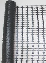 Grainger Approved Snow Fence 4ft H 50 Ft L Black Barrier And Safety Fence Ggm33l957 33l957 Grainger Canada