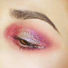 a collection of 40 best glitter makeup tutorials and ideas 2020 pretty designs