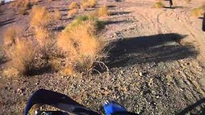 lane watches Brock's crash!!!!!! - YouTube