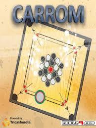 carrom arcade game 240 x 320
