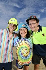 Berni Morris-Smith with her sons Isaac,15, and Daniel, 16, are ...   Buy  Photos Online   South Burnett Times