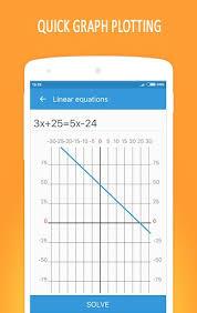 math equation solver free apk