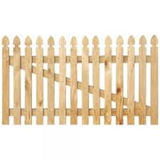 Gothic Fence Picket Profile Motueka Pickets