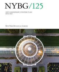 strategic plan new york botanical garden