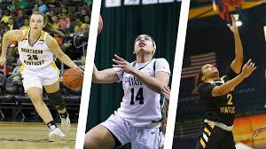 "Horizon League on Twitter: ""Thursday's #HLWBB Three Stars of the Day ⭐Ally  Niece, @NKUNorseWBB ⭐Mariah White, @ClevelandStWBB ⭐Ivy Turner,  @NKUNorseWBB 📰: https://t.co/kMwZPqnS5V #REACHtheHORIZON…  https://t.co/nw1e6YdkfZ"""