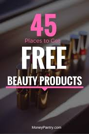 free beauty sles 45 places to get