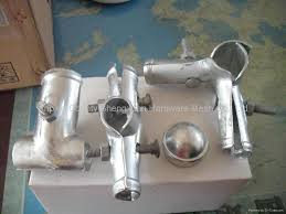 Chain Link Fence Post Pipe Clamps Fixed Tees China Manufacturer