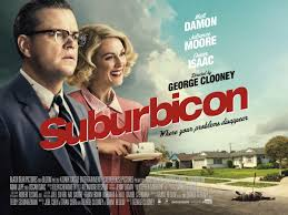 Movie Review- Suburbicon — Always Packed for Adventure!