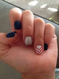 fourth of july nails images on favim