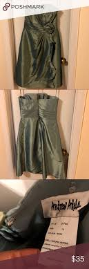 AndrewAdela - Iridescent sage green dress - size12 Andrew Adela -  Iridescent sage green dress - size12 Andrew Adela Dresses Midi  #sagegreendress | Sage green dress, Green dress, Sage green