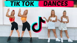 NEW BEST TIK TOK DANCE TRENDS! | The Rybka Twins! - YouTube
