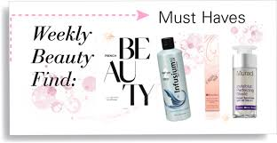 beauty must haves