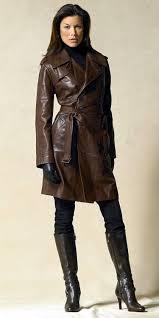 women wearing leather gloves