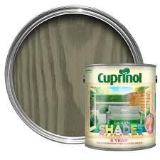 Cuprinol Garden Shades Willow Matt Wood Paint 2 5l Departments Diy At B Q