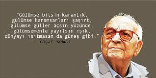 Yaşar Kemal Sözleri - En Güzel, Anlamlı, Etkileyici ve Resimli Yaşar Kemal  Şiirleri