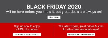 2020 black friday deals thanksgiving