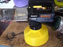burgess 1443 40 ounce outdoor propane