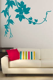 Wall Decals Organic Sketch Hanging Walltat Com