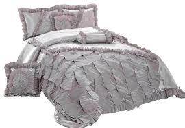 fl ruffle comforter bedding set