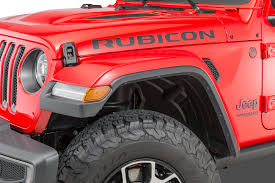 Mopar 6bm451xfab Rubicon Hood Decal Graphic For 18 20 Jeep Wrangler Jl Gladiator Jt Quadratec