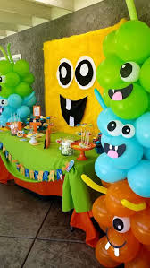 Pin On Monster Party
