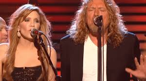 Robert Plant is reportedly recording a new album with Alison Krauss - Led  Zeppelin News