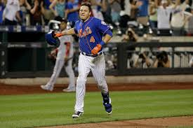 Wilmer Flores' 2015 Mets home run capped emotional 48 hours