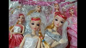 MỚI VỀ: Búp bê mắt đá cô dâu có khớp 47k và 5 kiểu váy tuyệt đẹp ...