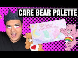 care bear makeup palette review you