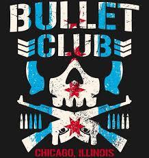 Bullet Club Chicago Illinois Bullet Club Logo Wwe Logo Clubs Chicago