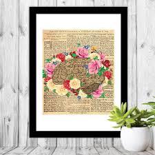 Wrought Studio Alcor Flowery Brain Wall Decal Wayfair