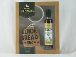 gourmet olive oil quick bread mix