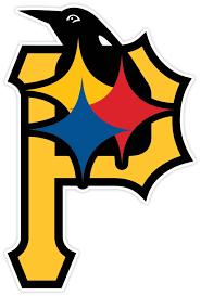 Pittsburgh Fan Sport Logo 4 X5 5 Sticker Decal Vinyl Steelers Penguins Pirates Penguins Pittsburgh Steelers Helmet Pittsburgh Sports