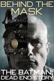 Amazon.com: Behind the Mask: Batman Dead End Story: Sandy Collora, Eric  Dow: Cine y TV