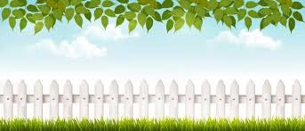 ᐈ Clip Art White Picket Fence Stock Vectors Royalty Free White Picket Fence Illustrations Download On Depositphotos