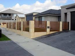 Top 60 Best Modern Fence Ideas Contemporary Outdoor Designs